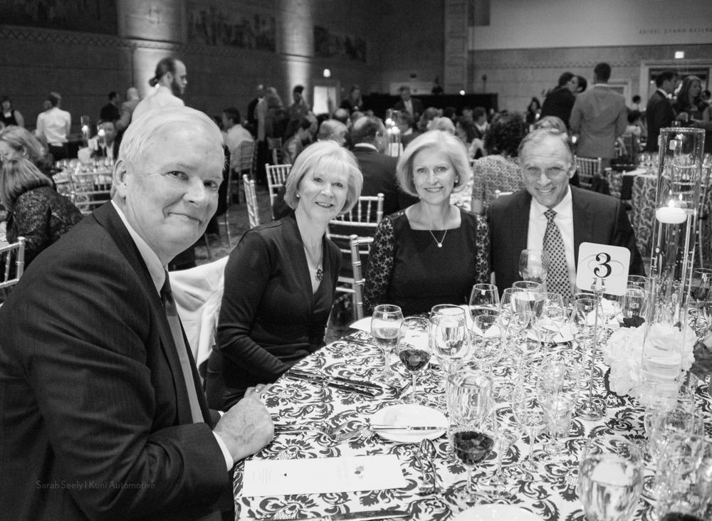 Wine ambassadors dinner