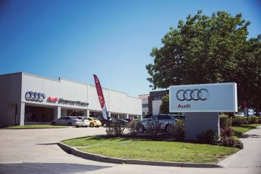 Audi Shawnee Mission