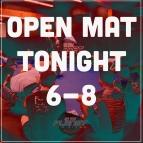Open Mat 2