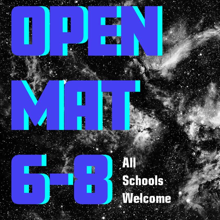OPEN MAT