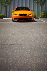 BMW M3 Limerock Edition