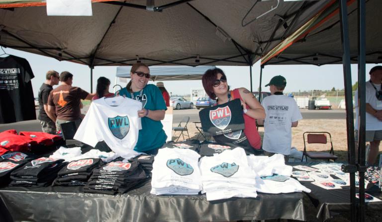 PWL Tshirts 2012