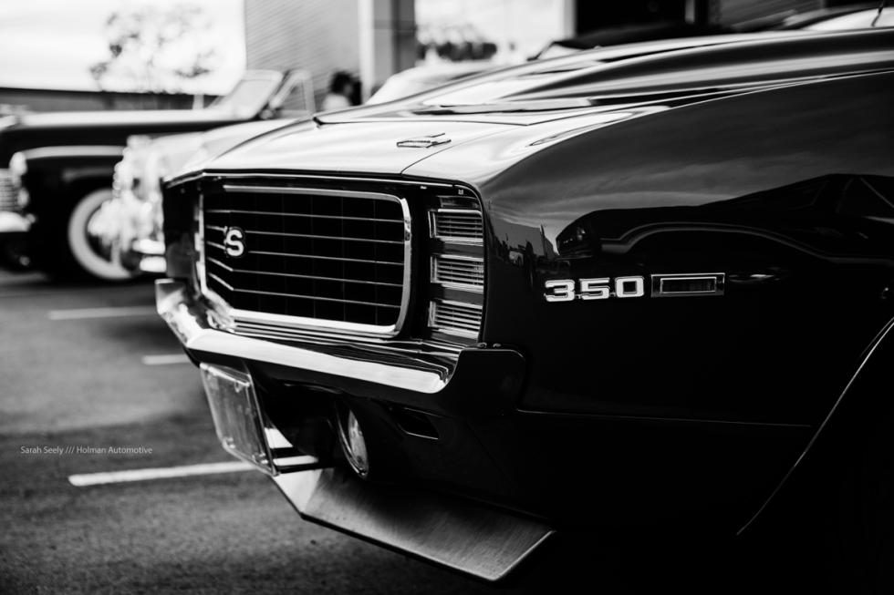 Chevy Camaro SS 350