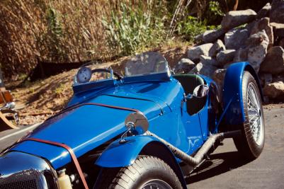 Riley TT Sprite 1935